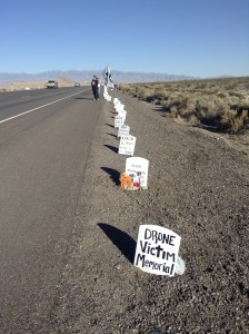 Shut Down Creech tombstones March 2015