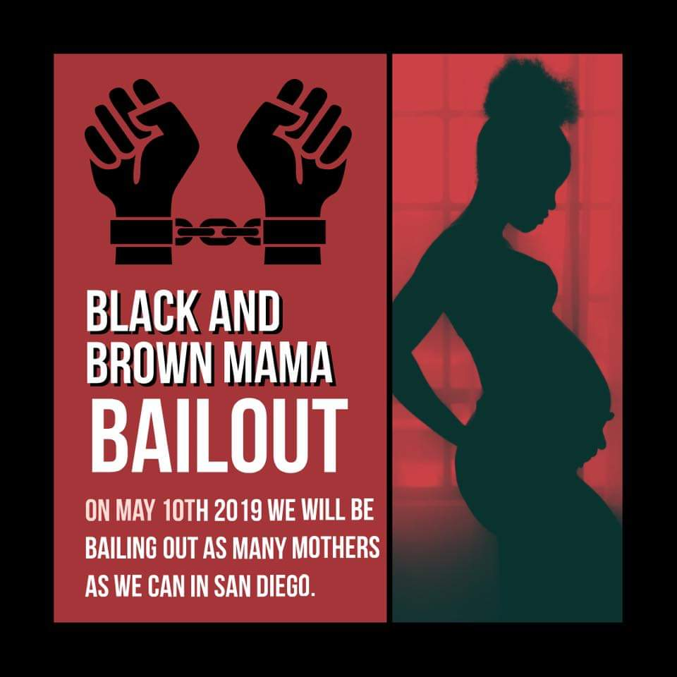 Bail Mothers Out of Jail this Mother's Day