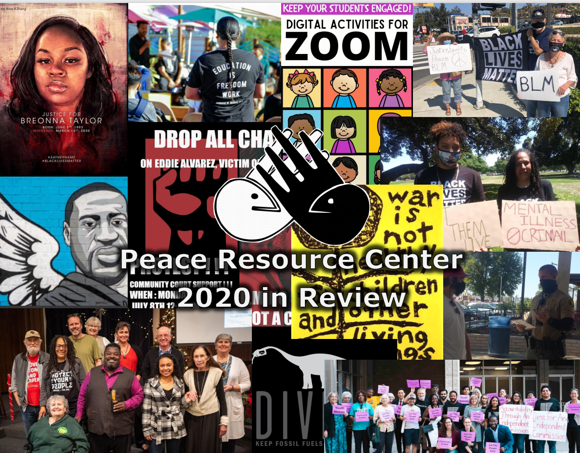 Special edition!  PRC Annual Report 2020 fresh off the presses…